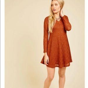 Your Next Texture ModCloth sweater dress